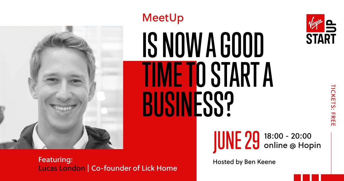 An experienced entrepreneur and investor, Lucas is the co-founder and CEO of this year's most exciting home decor brand, @lickhome.  Join Lucas and other insightful minds as we explore what goes into creating a successful business. Sign up now: https://t.co/3cfGhTfYuB https://t.co/2dDRuxdaEu
