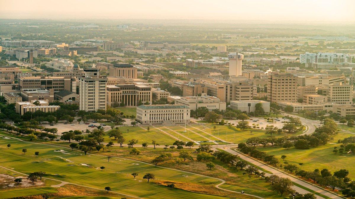 photo of texas A & M university