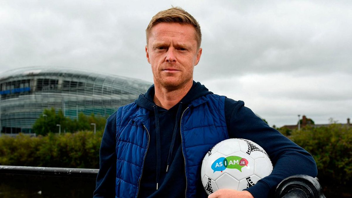 Damien Duff linked with coaching role at Shelbourne ow.ly/62WG50Ah2Fs