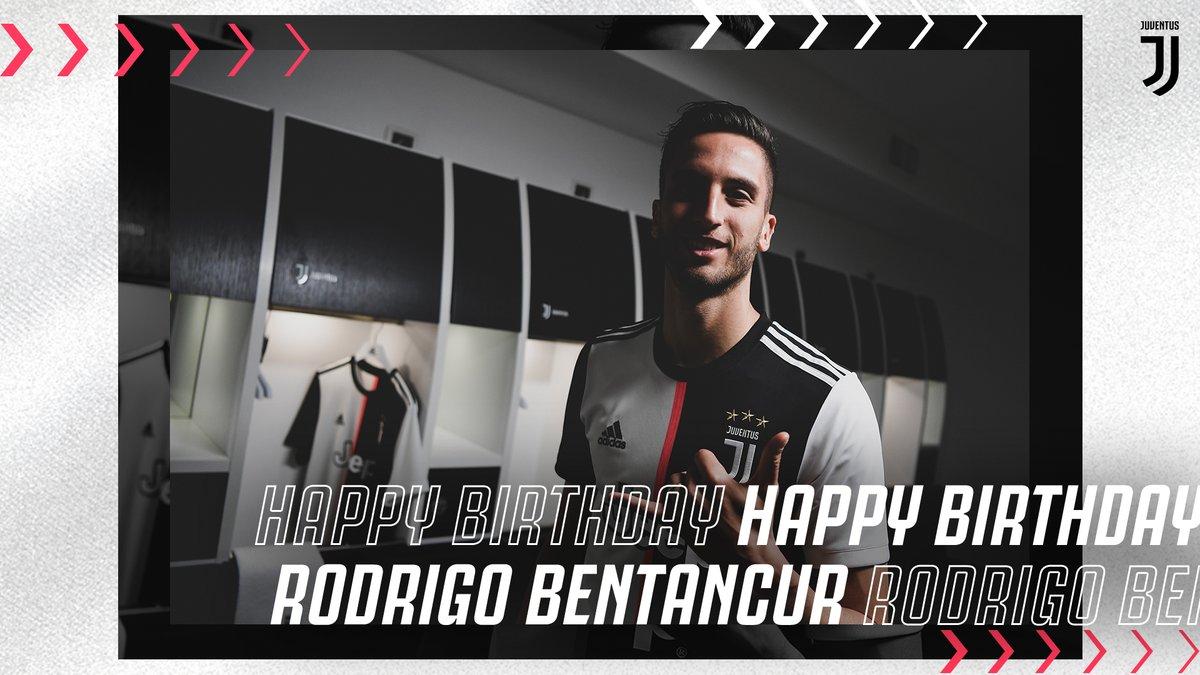 Buon compleanno, Rodri! 🎂 juve.it/bJ4K50AgNnj