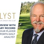 Image for the Tweet beginning: Gary McCord joins this week's
