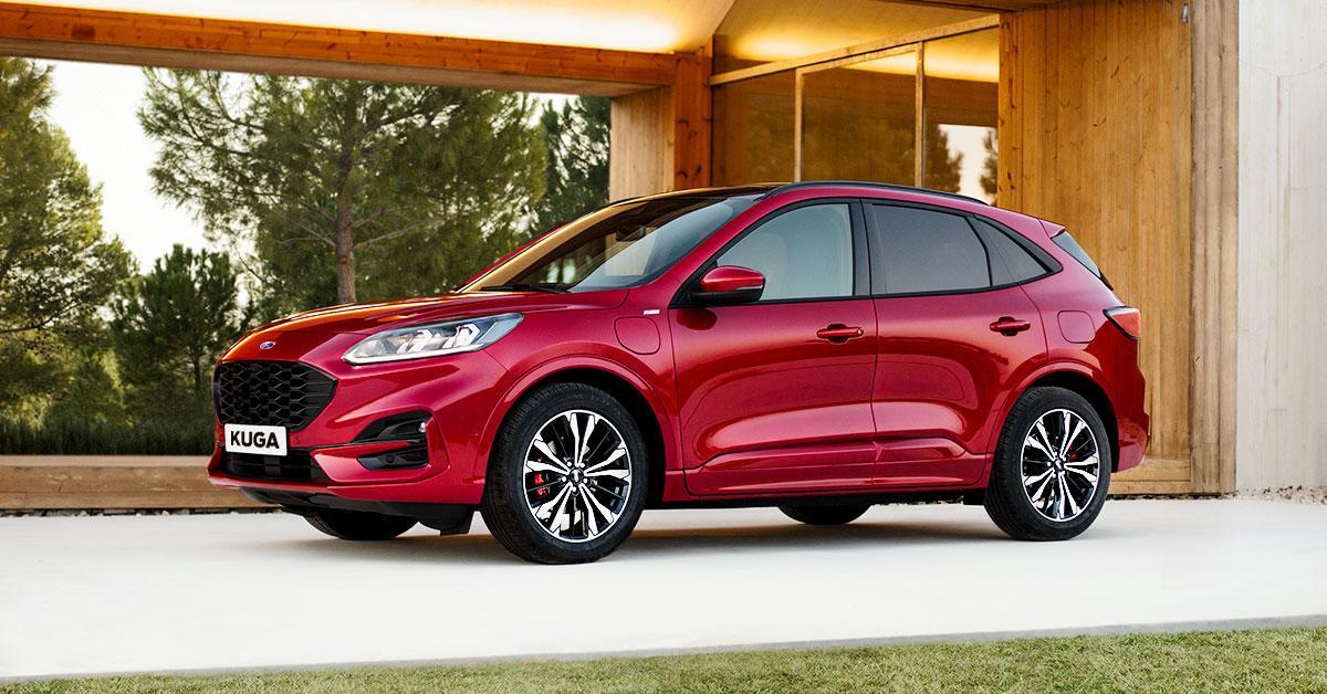 Riparti con la giusta carica. Nuova #Kuga Plug-In Hybrid: design, assistenza alla guida e connettività, in una sola auto.  👉https://t.co/CtdbY4rlbY  #FordItalia https://t.co/QOAWcQgUm6