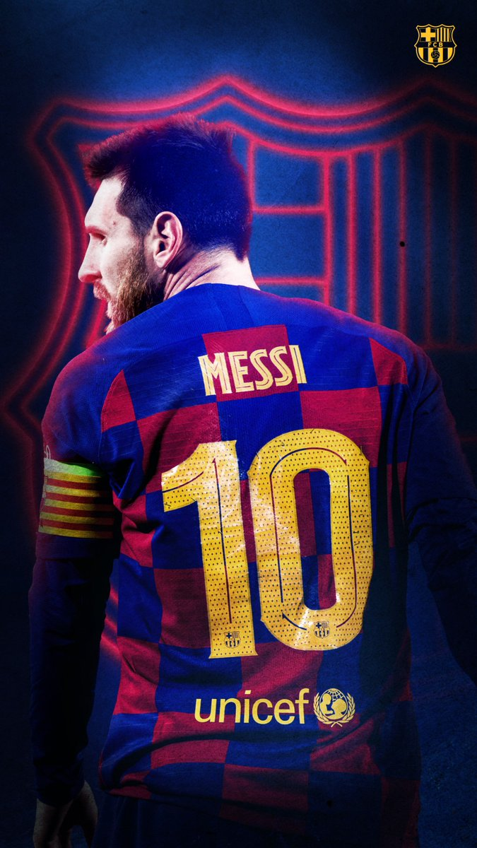 Fc Barcelona On Twitter Des Fonds D Ecran Pour Tous Les Fans De Messi Wallpaperswednesday