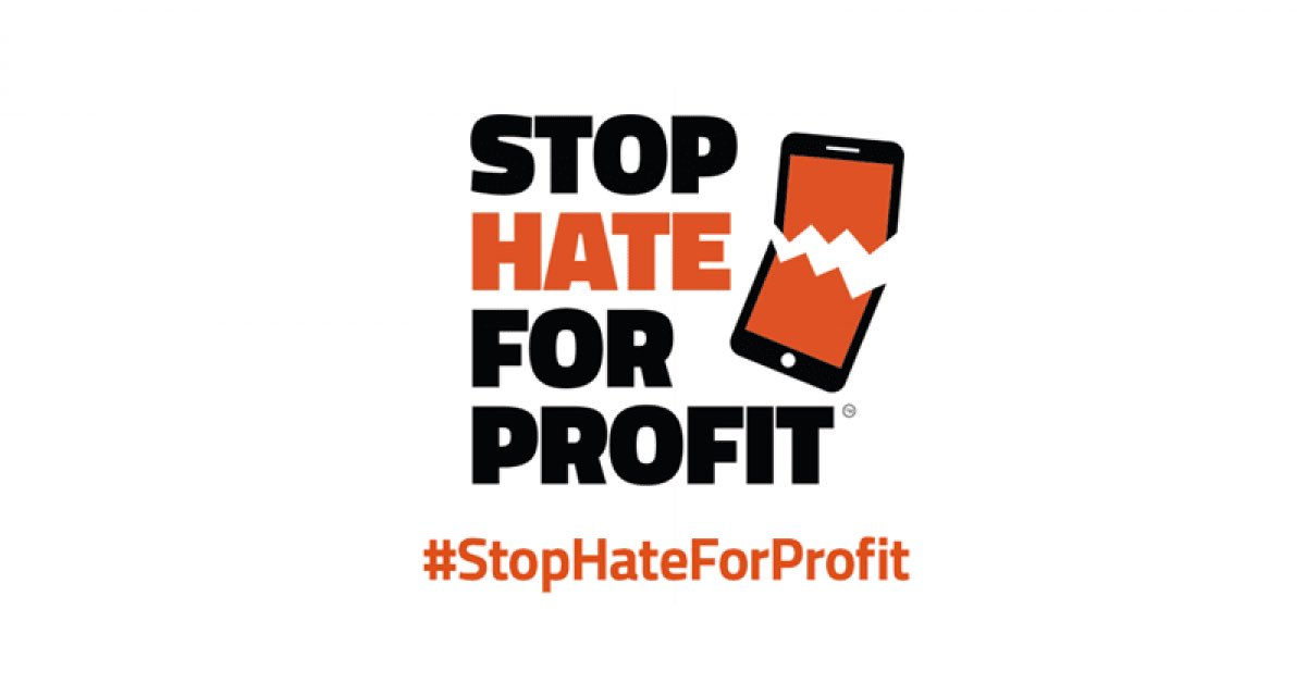We stand with @NAACP, @ADL & others in recognizing Facebook has been complacent in the spread of racism, antisemitism, LGBTQ discrimination & misinformation. We will stop FB and Instagram advertising immediately and through July. https://t.co/wgnaoYq27Q #StopHateforProfit https://t.co/4YTeH7uAtL