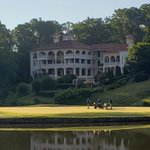 Image for the Tweet beginning: Today,  Carolina Country Club