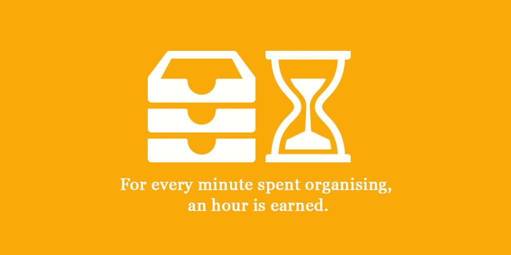 """""""For every minute spent organising, an hour is earnt.""""] We are truly taking this on board this week at #DigitalU.   Learn more: https://t.co/1SQkKzqyxy  #Digital #Ilkley #Leeds https://t.co/FQt1gMPoHD"""