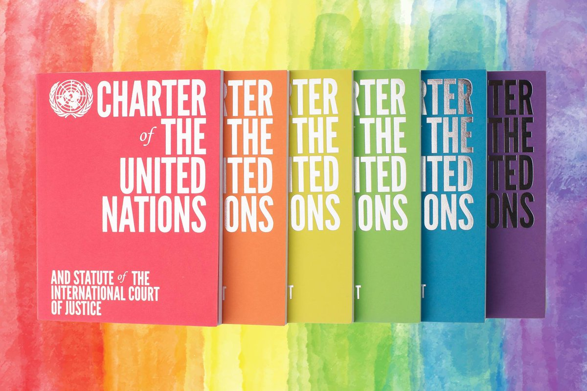 """""""We the Peoples of the United Nations. Here are six facts about the groundbreaking document that guides the @UN. unfoundation.org/blog/post/6-fa… via @unfoundation"""