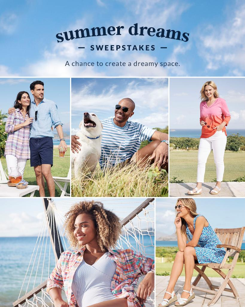 Want to win $5,000 to turn your summer dreams into reality? Great news! You have a chance to do exactly that — when you enter our Summer Dreams Sweepstakes. Enter for a chance to win (now through June 30): https://t.co/Ne3o8MC5XO https://t.co/nx1CzXC3Hg