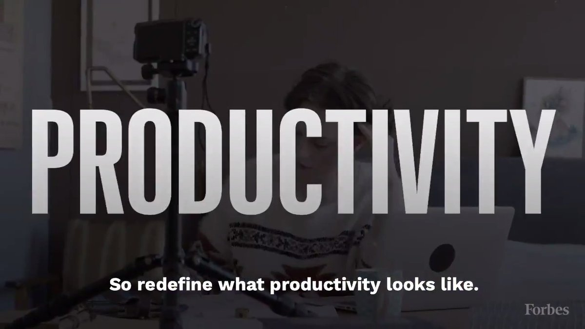 How to change things up when youre feeling unproductive forbes.com/sites/amyblasc…