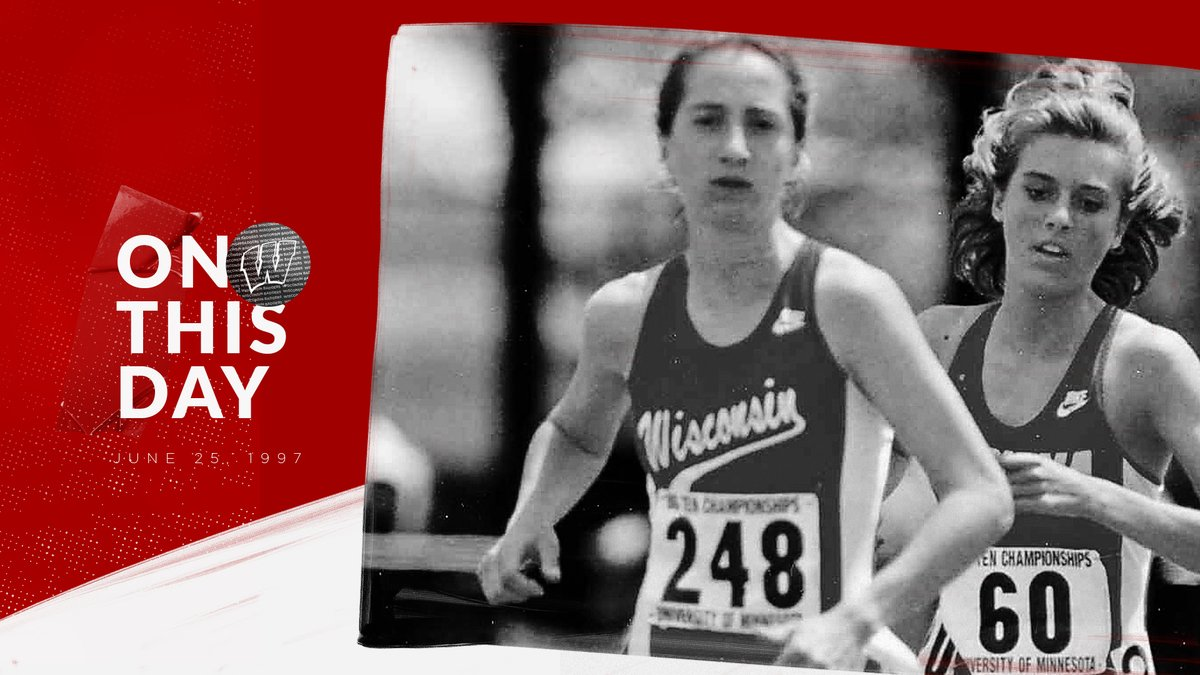 🏆🏆🏆🏆🏆 NCAA titles and UW Hall of Fame member @chutler set a school record of 8:48.61 in the 3K on this date! https://t.co/HqAGhrzaM0