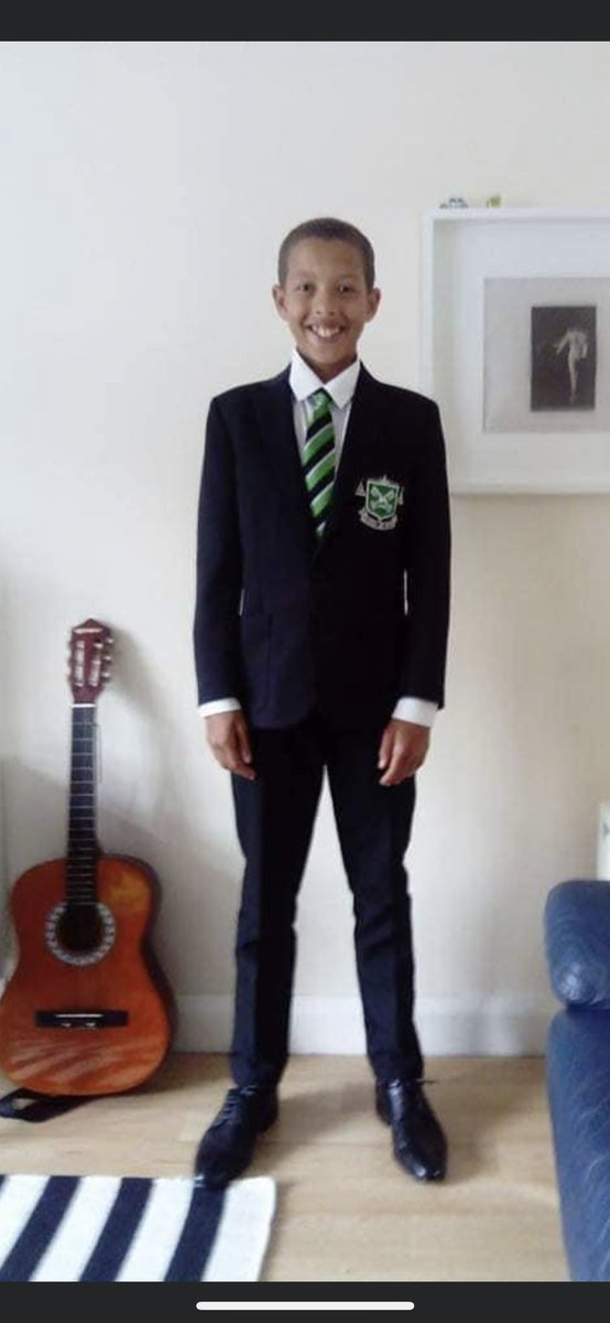 **** MISSING PERSON ****  This is #NoahDonohoe (14). He was last seen in Premier Drive, North Belfast on Sunday night. He was on his black Apollo mountain bike wearing a khaki green North face jacket & grey shorts. If you see him contact police on 101 with ref - 1619 of 21/06/20 https://t.co/vqWEPn7UAA