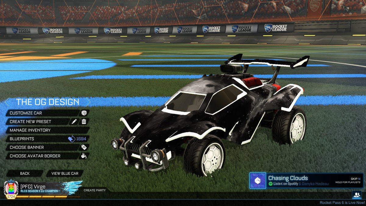 John On Twitter The New Interstellar Decal Is Honestly Too Clean