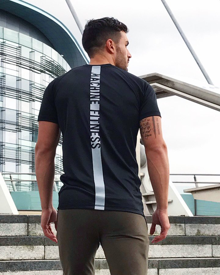 Made for comfort, built to perform. The Strike range. Available in Tees, Tanks and Stringer vests). Shop worldwide via https://t.co/UmNYEMEyOQ #MachineFitness https://t.co/JD81Qj9W8J