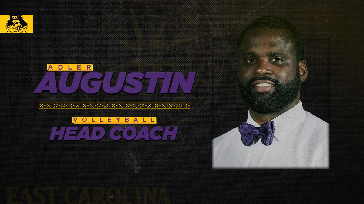 We are pleased to welcome Adler Augustin to Pirate Nation as the 1⃣2⃣th head coach in program history!   Full Release ➡️ https://t.co/QYIDr1zW8a https://t.co/cJgEXe7Mp3