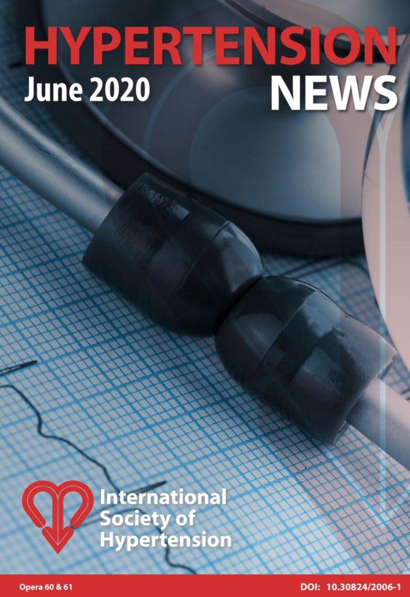 Great reading from ISH Hypertension News, featuring many Australia-based researchers & clinicians, incl. @markus_schlaich @alta_schutte @RachelClimie @deanp_BP @FadiCharchar Jim Sharman @EslerMurray @DanielleEsler John Chalmers