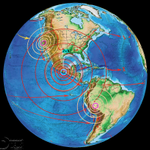 Image for the Tweet beginning: Compensation of the M7.4 Earthquake,