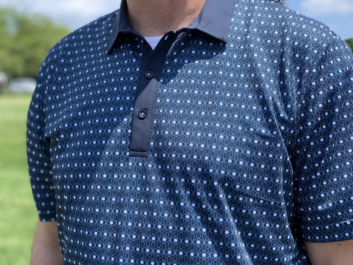 The Galvin Green Mario is an excellent hot weather polo for all day comfort & unmatched cool. Outstanding breathability. Great moisture wicking. Ventil8+ stretch fabric is cool to touch w/ UV protection when sun is beating down. One of my favorites, truly a cut above the rest.
