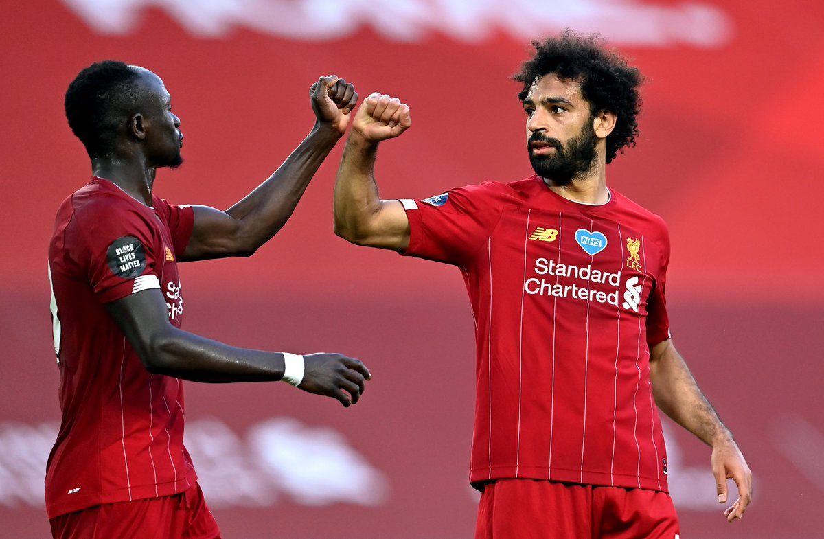 Xem lại bóng đá Liverpool vs Crystal Palace, Ngoại hạng Anh – 25/06/2020
