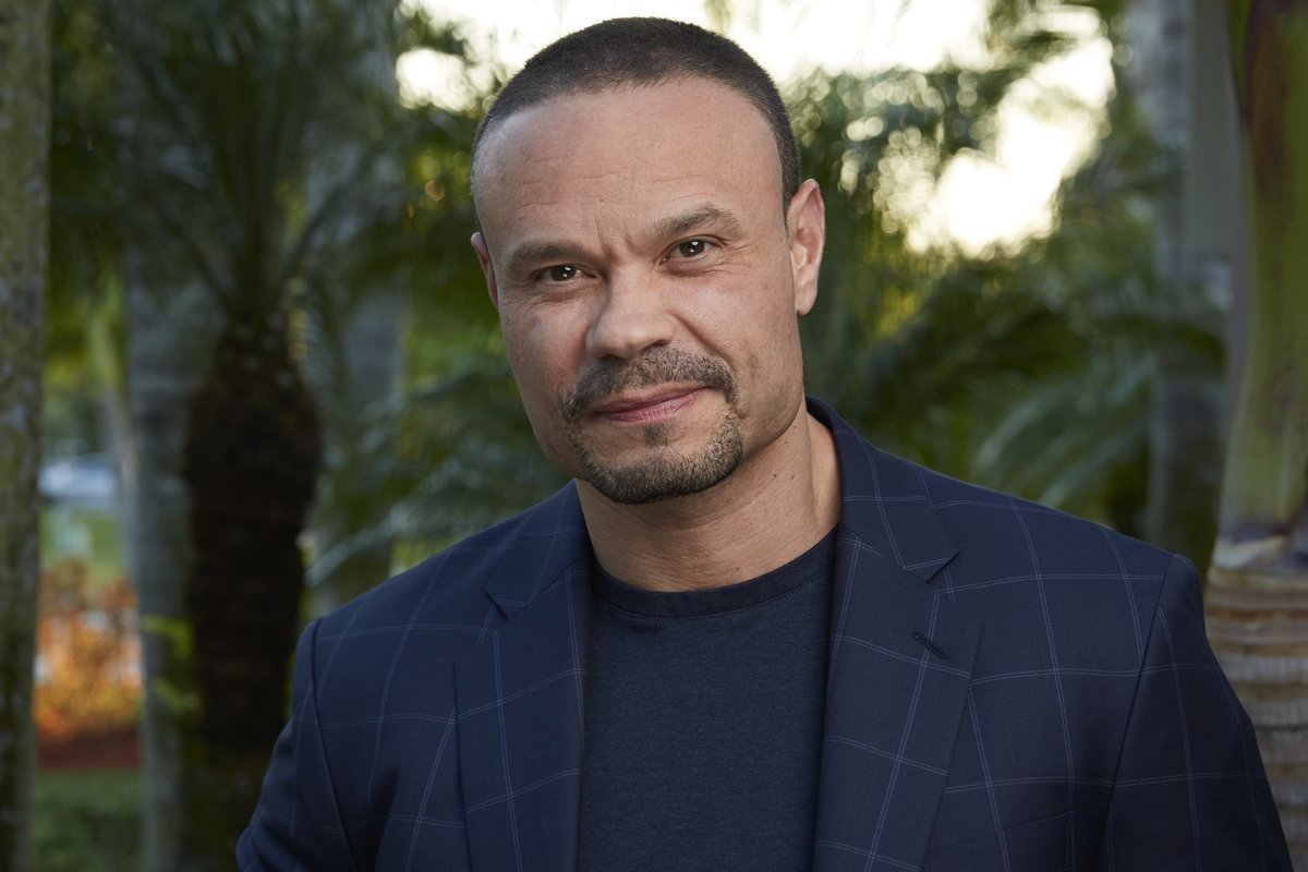 US conservative Dan Bongino announces Parler, social media service competing with Twitter for under-served audience of Klansmen, auto-erotic noose fetishists, and human chia pets.