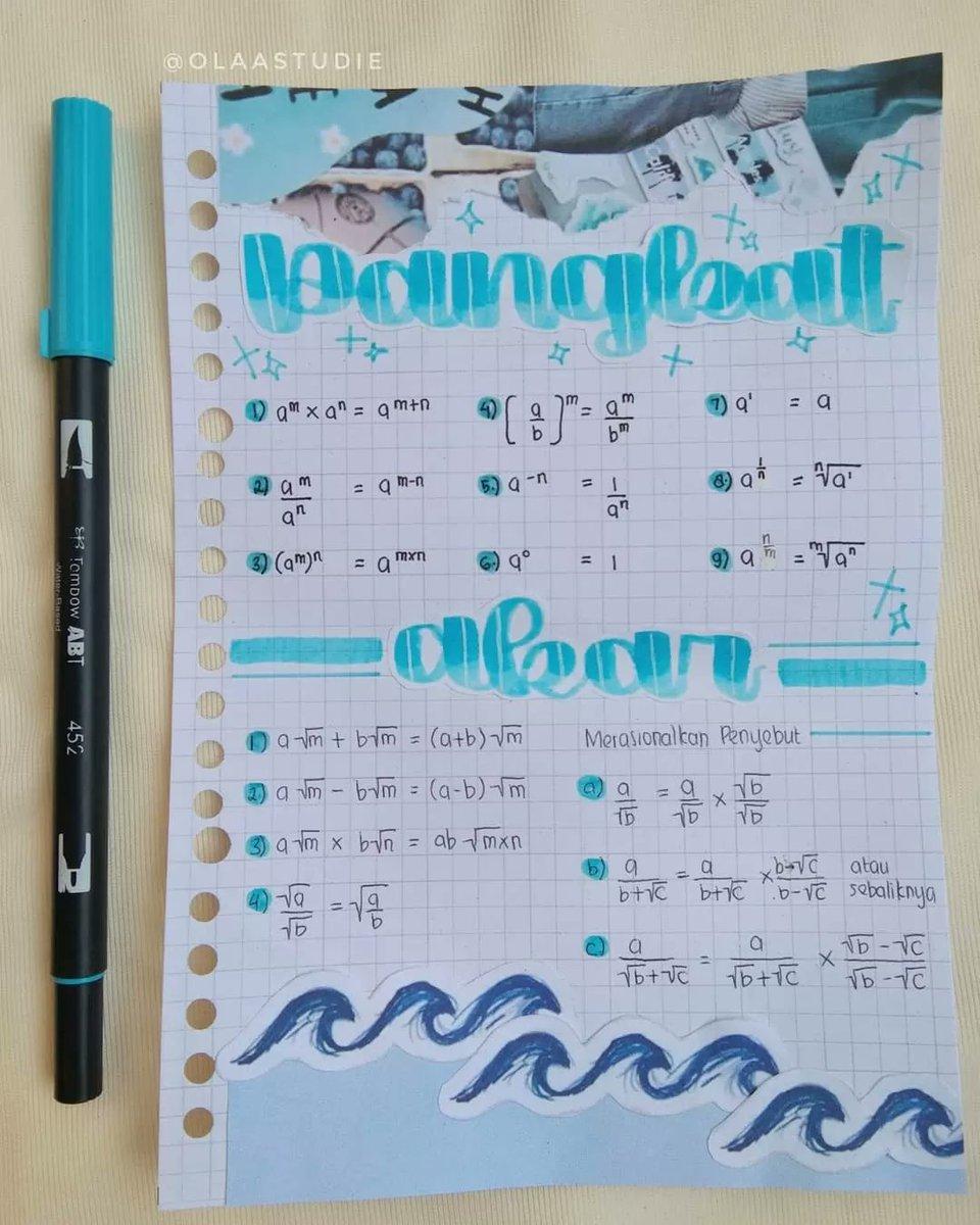 Catatan Matematika Smp Kelas 7 9