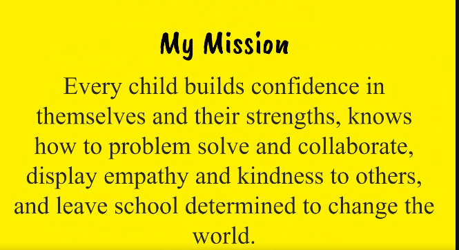 A5. I am more committed to my mission than ever right now... #masterychat