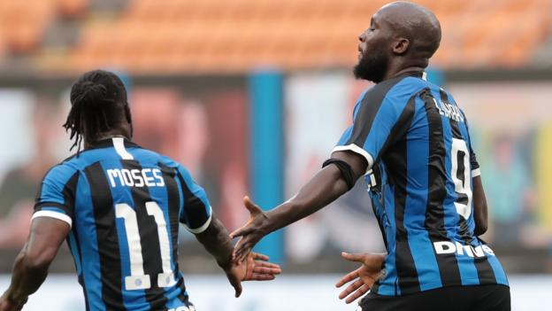 Xem lại bóng đá Inter Milan vs Sassuolo, Serie A – 25/06/2020