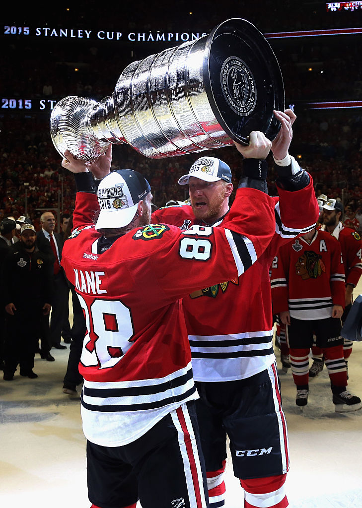 Amazing teammate, better person. Congrats on HHOF #hossdoggy. Lucky to have played with you.