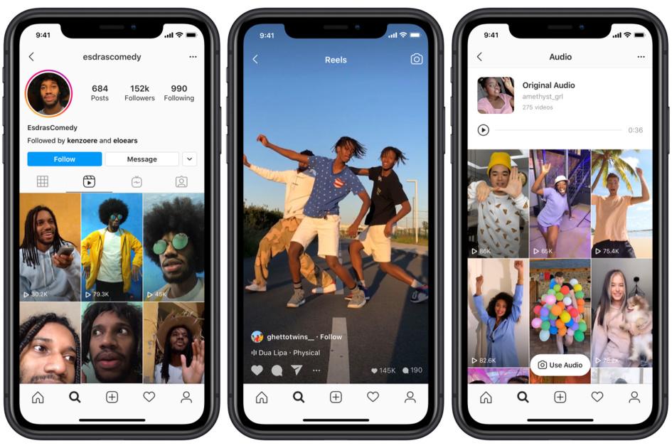 Instagram is making its TikTok-like 'Reels' easier to find