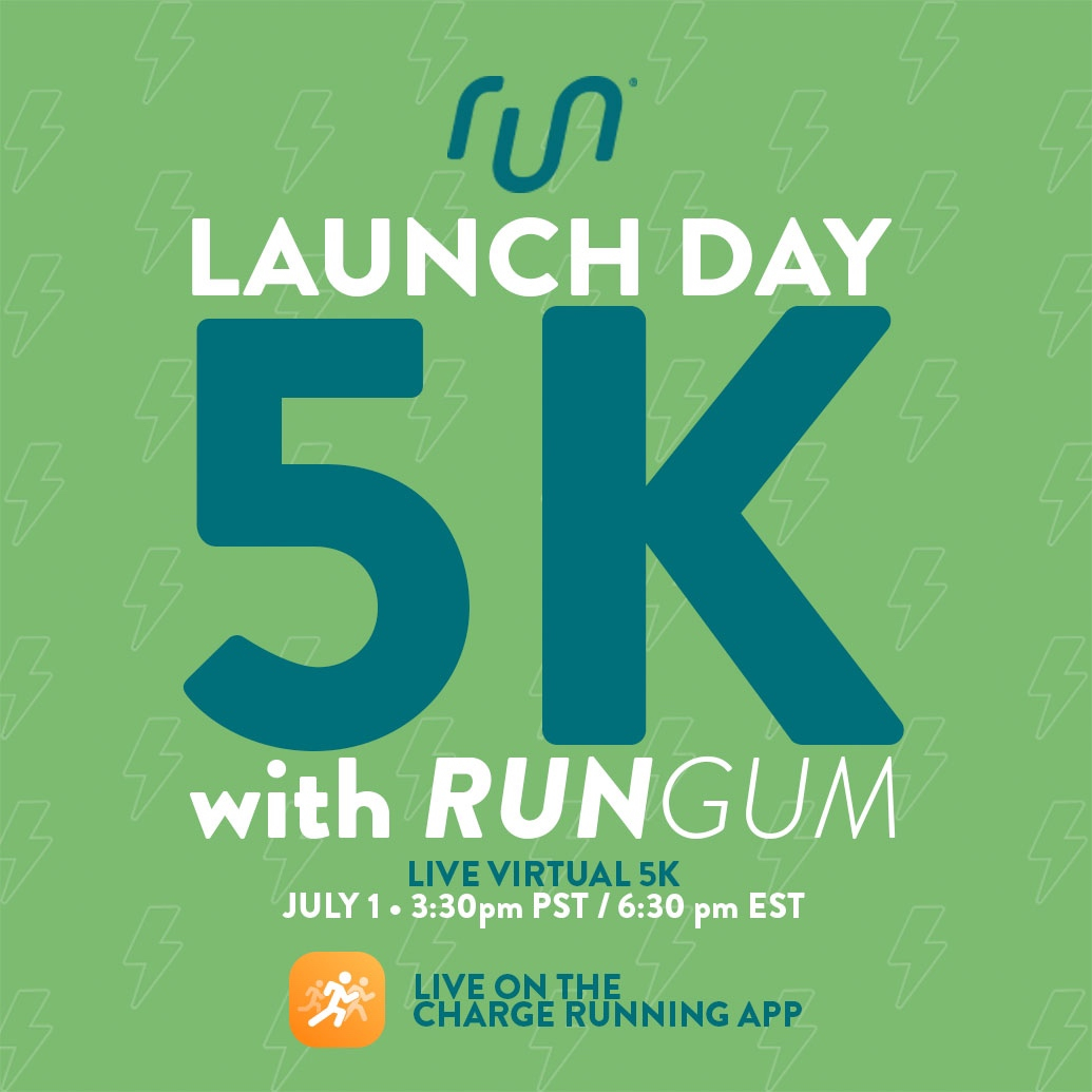 We're kicking off our new flavor by partnering up with @chargerunning to put on a virtual 5K hosted by @NickSymmonds, who will be chatting with you all in real time while you run! 🔥  Spots are limited, so register now!  https://t.co/SXAdnEzlvJ  Who's running with us?! 🏃 ⬇️ https://t.co/MYcYWeFJGK