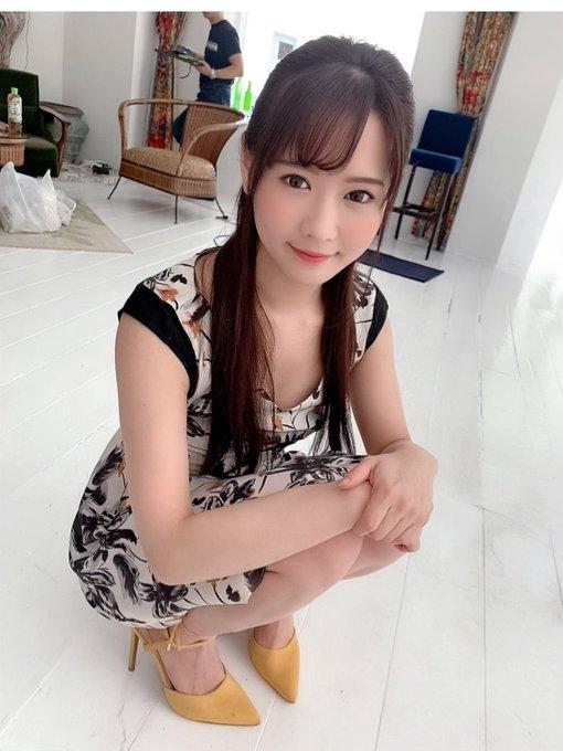 AV女優広瀬なるみのTwitter自撮りエロ画像7