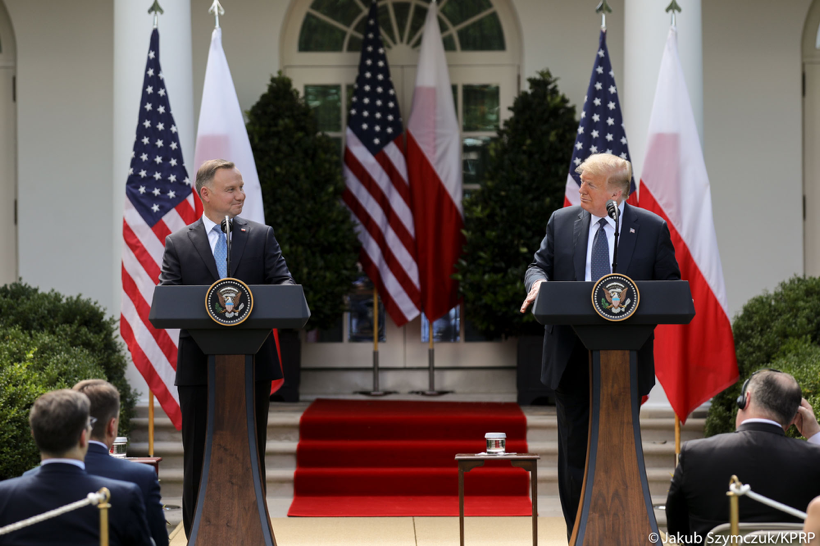 #USA's Greatest Ally! As a very proud #Polish-American, I loved seeing my father's extraordinary homeland showcased as President @AndrzejDuda is 1st foreign leader to visit @WhiteHouse since outbreak #COVID19. #historicfriendship #Kosciuszko #Duda #Trump #trade #security #defense https://t.co/pxzq4D5SnC