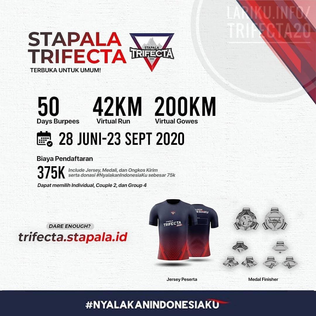 Stapala Trifecta • 2020
