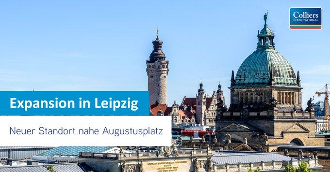 Wir expandieren in #Leipzig um den Bereich Bürovermietung und haben einen neuen Standort in der Nähe des Augustusplatzes bezogen #Immobilien. Mehr hier: t.co/TAWL8485U4