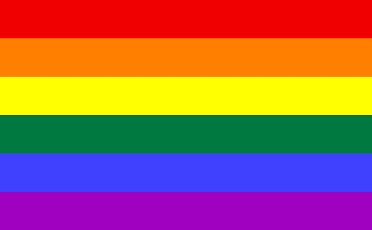 It's been a rough month. #BlackLivesMatter but this is for the folks who have often fought right along side black folks for equality for all. #HappyPride I love you. #hatehasnoplacehere pic.twitter.com/iZk88Wz3Qp