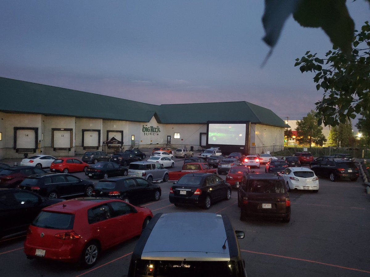 Full house at the @CUFF drive-in! #cuffdriveins https://t.co/DP0W0OjGHs