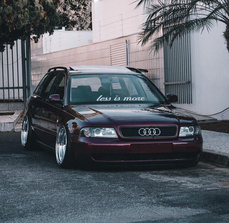 the right notes   #Audi #AudiA4 #B5A4 #AudiAvant #Stance #DubLifepic.twitter.com/Tg6VxymK7O