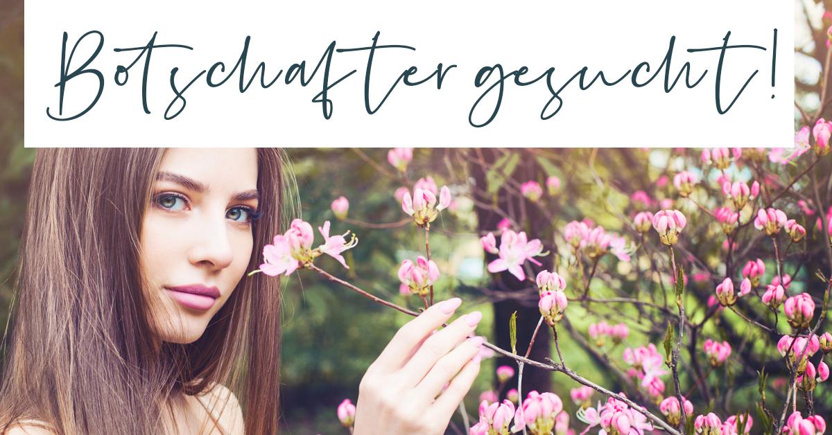 [Anzeige] Naturally beautiful💚 Gemeinsam mit Blanda Beauty suchen wir 60 Botschafter, die ausgewählte Naturkosmetik kennen lernen & ihre Haut verwöhnen wollen 💆♀️ Interessiert? Gleich bewerben 👉 https://t.co/IOqX6fF8E7 #naturalbeauty #naturalskin #blandabeauty #influencerwerden https://t.co/syfzhZgcH1