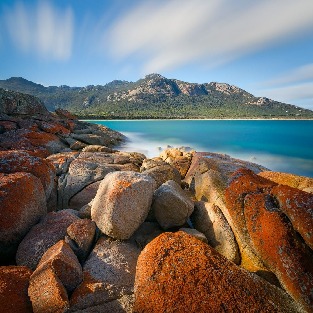 Island dreaming. ⛰️💭 We promise it'll be worth the wait.   📍 Mount Strzelecki from Trousers Point, Flinders Island.  📷 : @luketscharke @NorthernTas #discovertasmania https://t.co/lISqUAz1vX