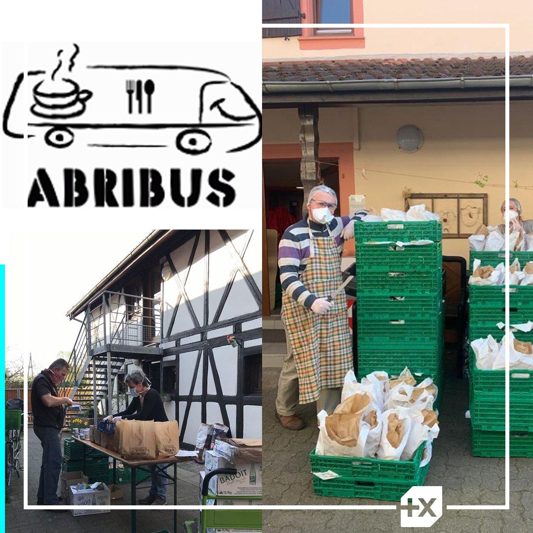 [Une banque plus engagée] 🤝 L'Association Abribus Strasbourg reste mobilisée auprès des populations démunies. Afin de les aider dans la distribution des repas, nous poursuivons nos engagements avec un don à l'association. Un grand merci à tous les bénévoles d'Abribus Strasbourg. https://t.co/AjkvM9fZCD