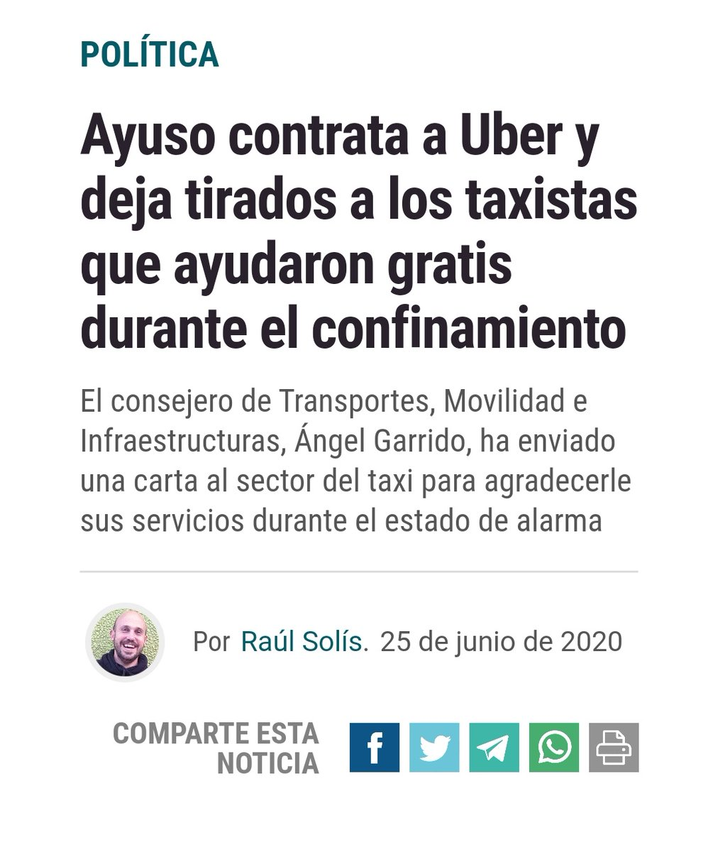 Nada es casual en la Comunidad de Madrid 👇👇 https://t.co/yYg1VH2evb