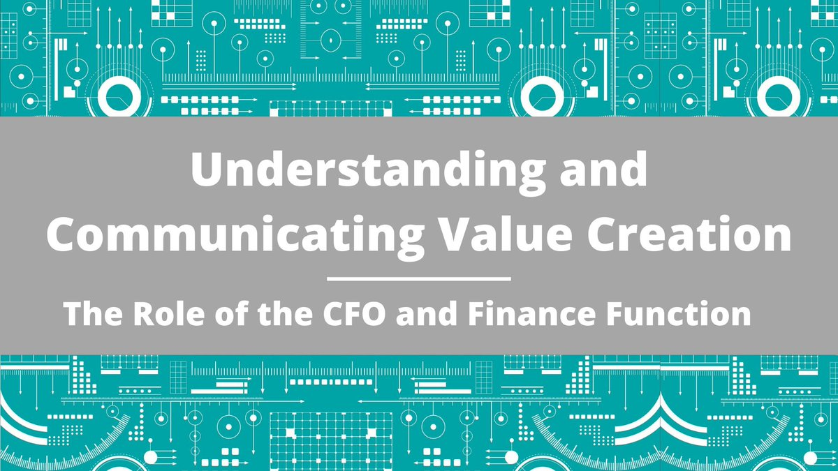 As companies experience unprecedented economic disruption, many are rethinking their fundamental purpose and strategy. This transformation is an area where the CFO and finance team can lead. Here's how: bit.ly/2NDNtlj