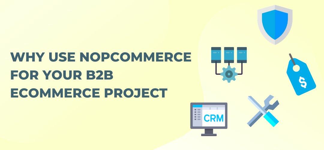 💼 Why nopCommerce is the best eCommerce platform for B2B projects: https://t.co/0GvJX4fDqk https://t.co/UfwiiaK4sj