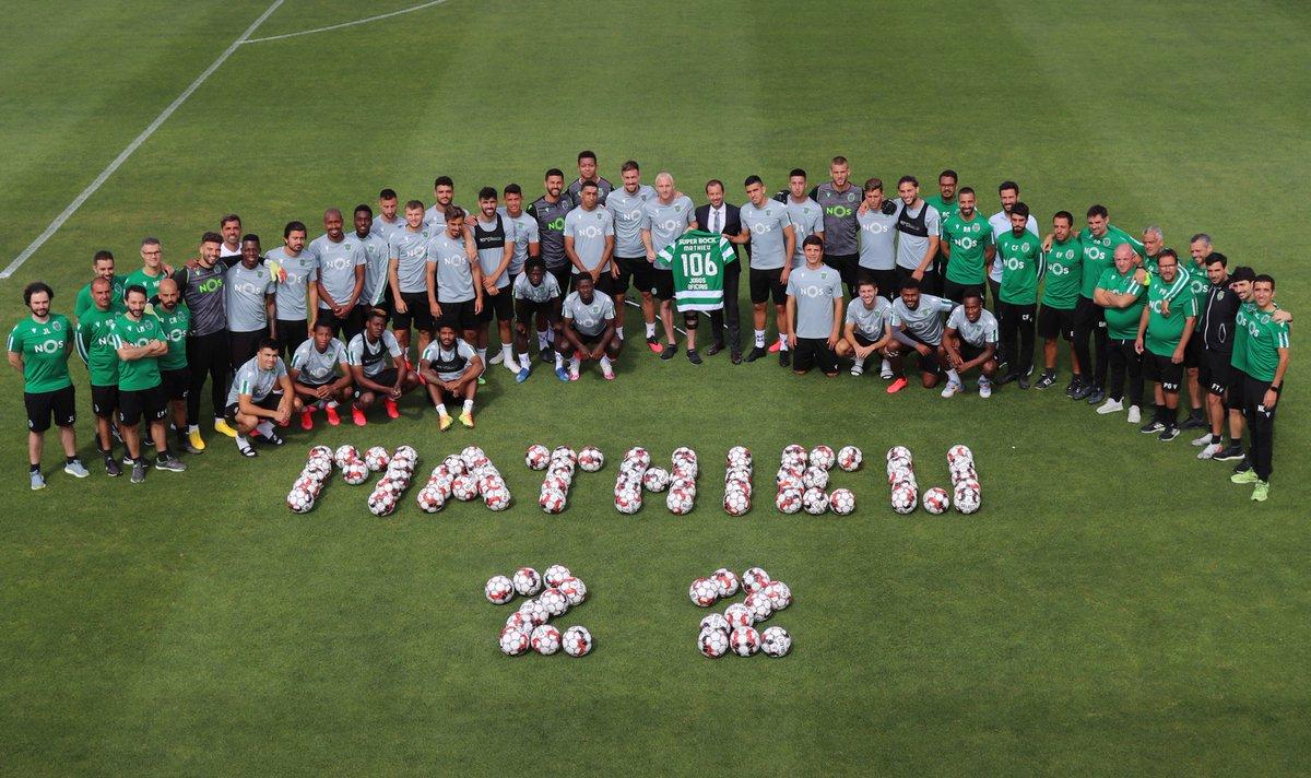 @SportingCP_en's photo on Mathieu