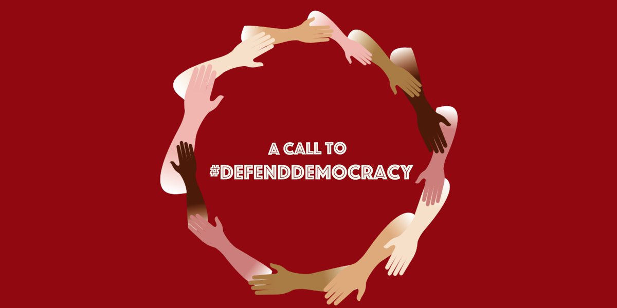 Democracy and freedom were curtailed by #COVID19, but we must reassert our values and put democratic forces back on the front foot.  The @AoDemocracies today joined over 70 organisations in a call to #DefendDemocracy.  https://t.co/9Jy7ny1BAM https://t.co/NpFQbyt1bJ