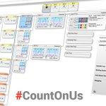 Image for the Tweet beginning: Friday's #CountOnUs webinar for Apogee