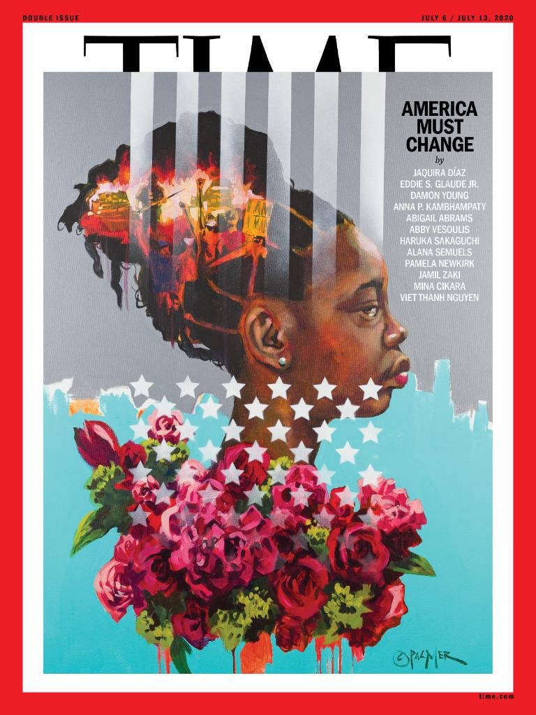 As America prepares to celebrate its 244th birthday, it's long past time to reckon with the ways it has failed some of its people. @TIME's newest cover, including pieces from @viet_t_nguyen, @esglaude, @abbyabrams, @anna_P_k, and me. https://t.co/AEZJgISwnV