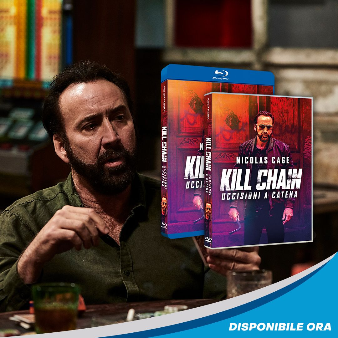 Tra inseguimenti, conflitti e corse automobilistiche, due action all'insegna dell'adrenalina. #KillChain – Uccisioni a catena e #TradingPaint – Oltre la leggenda ora disponibili in home video. Kill Chain ➡️https://t.co/ezhnIABSiV    Trading Paint ➡️https://t.co/LcSJHoqT7j https://t.co/uH7a6evNeb