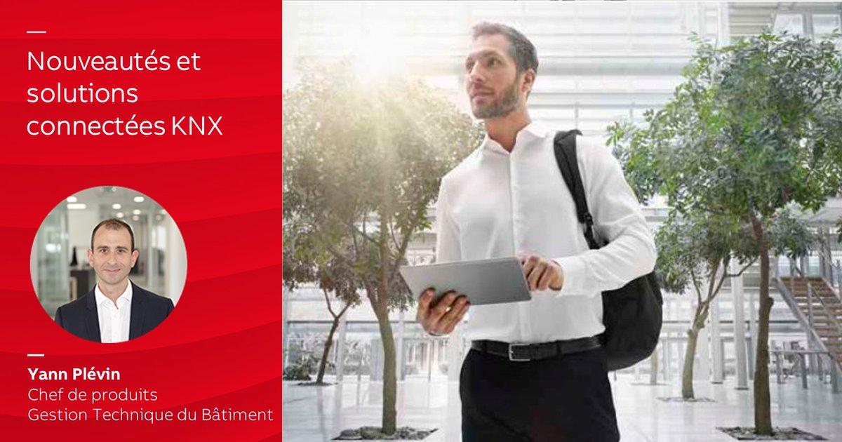 60 mn pour découvrir les dernières solutions KNX d'#ABB pour tous vos projets tertiaires, résidentiels et d'hôtels ! Rendez-vous le mardi 30 juin à 10h ! Inscrivez-vous à ce #Webinar 👉 https://t.co/9XHmoNDb9P #Smartbuildings #KNX #Newron #Contrôleur #GTB https://t.co/sGzYlTjVIZ