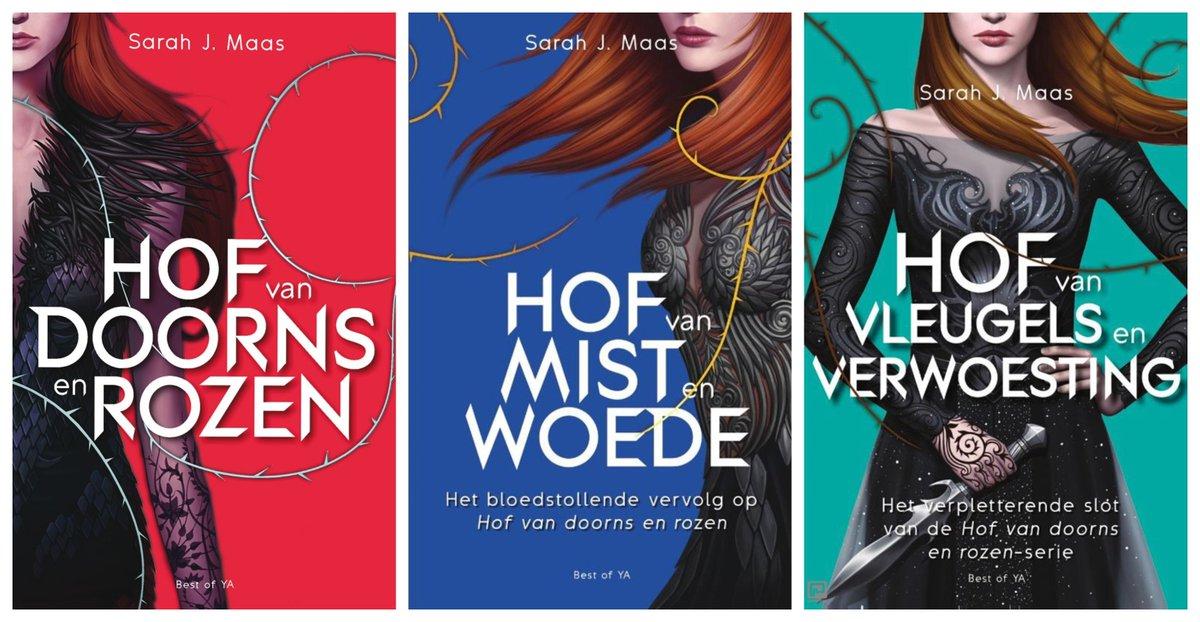"""Chicklit.nl on Twitter: """"Sarah J. Maas onthult titel en releasedatum van  vierde Hof van doorns en rozen boek https://t.co/PFoKFWGOt1  #hofvandoornsenrozen #sarahjmaas #acotar #throneofglass #nessian  #deglazentroon #ACourtOfSilverFlames ..."""