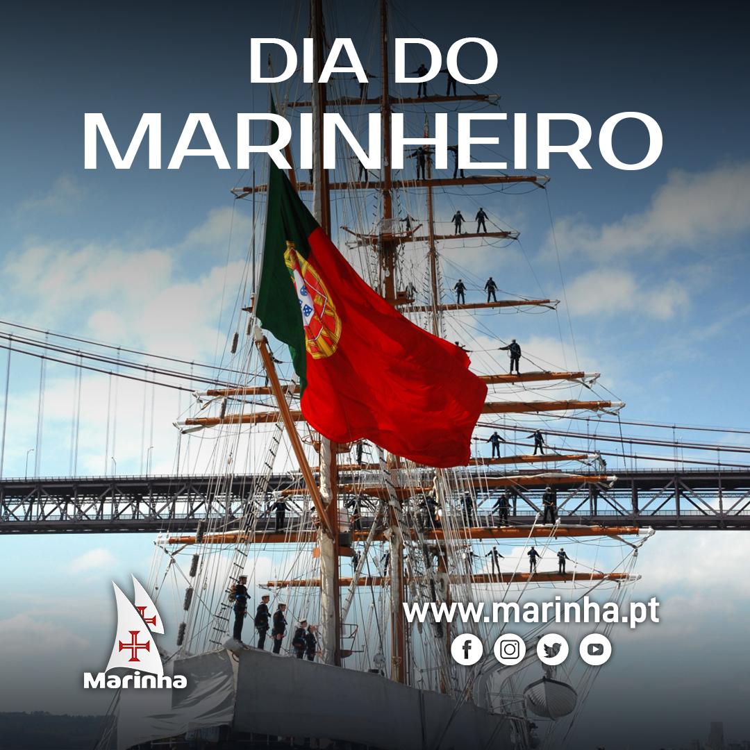 """Marinha on Twitter: """"Feliz Dia do Marinheiro Este dia foi instituído  internacionalmente para celebrar todos os marinheiros, navegadores e  trabalhadores marítimos do mundo. Parabéns a todos os que escolheram o mar  como"""